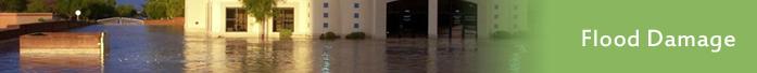Flood Damage Company Banner